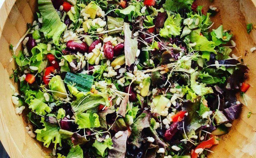 Boosty Bonen salade